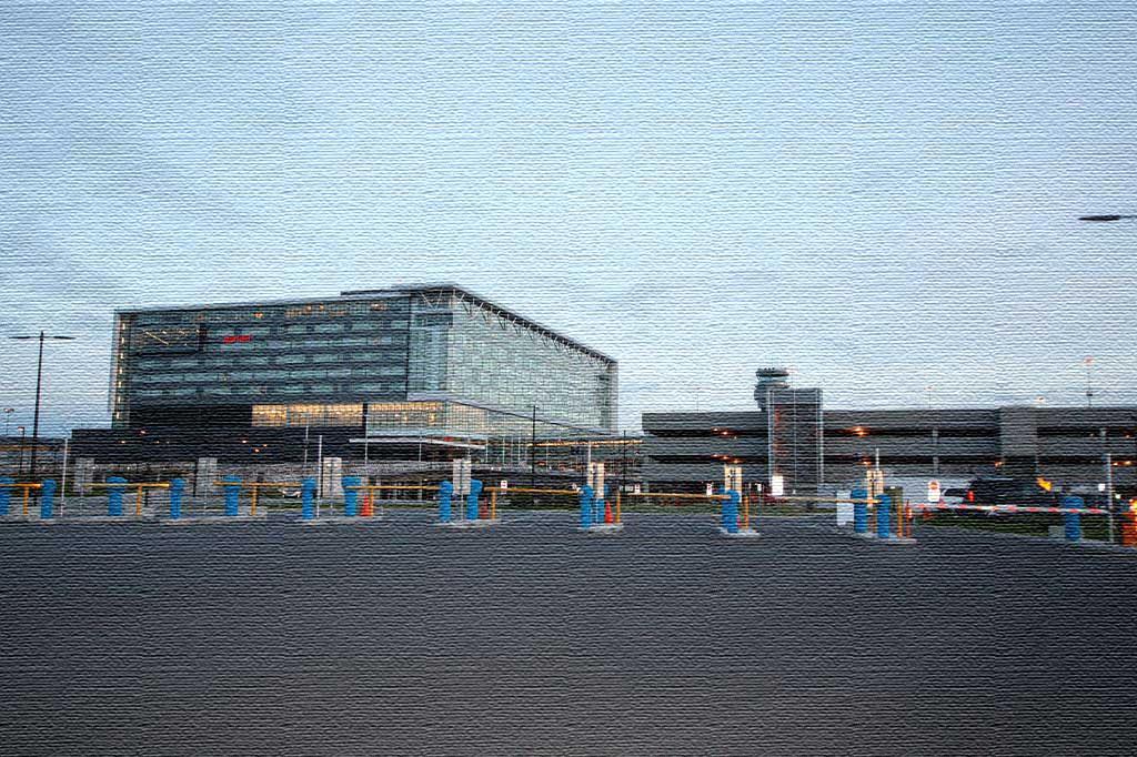 Aéroport Trudeau