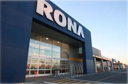 gicleurs Rona