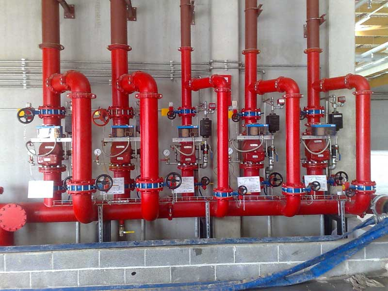 Sprinkler systems maintenance boucherville ACME sprinklers